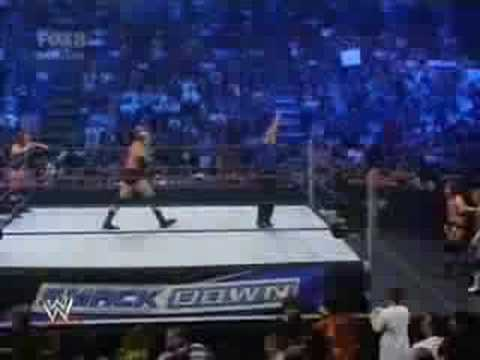Jesse & Festus vs The Edgeheads (Smackdown! 7/11/08) Music Videos