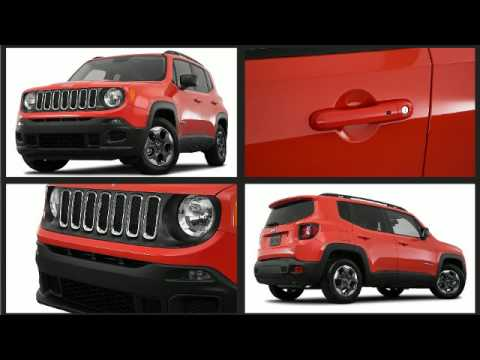 2017 Jeep Renegade Video