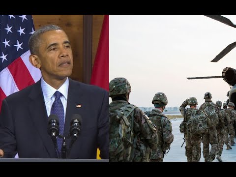 Obama sends 250 US troops to Syria: Biggest escalation of intervention to date