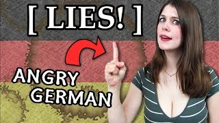 5 LIES About the German Language That MAKE ME ANGRY