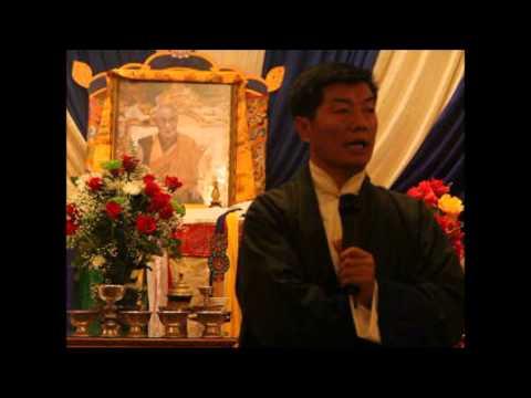 Sikyong Lobsang Sangay La Vancouver visit - Feb 25, 2014