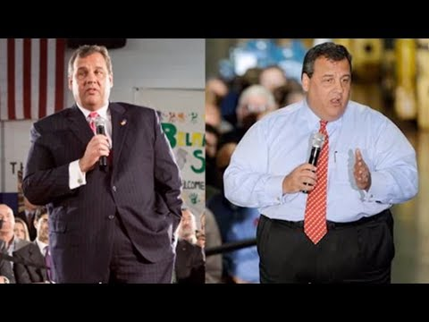 Chris Christie Looking Slim, Trim and... Presidential?