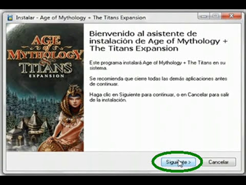 Descargar age Of Mythology The Titans