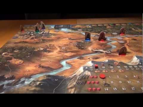 Walkthrough Videos #9: Die Legenden von Andor (Legends of Andor)