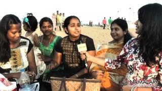 Do Girls Like Mustache - Dinamalar Video Dated August 19th 2015