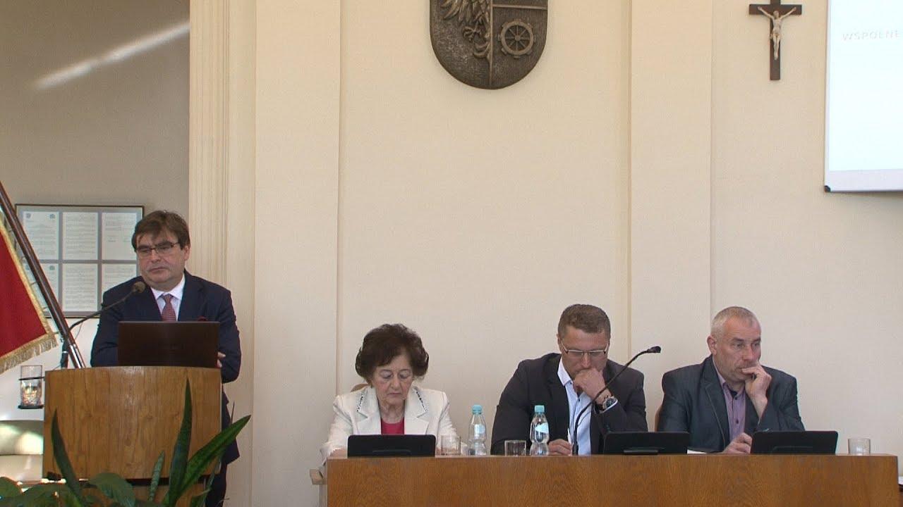 Program naprawczy - posiedzenie komisji