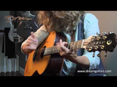 Dream Guitars Mini-Lesson with Vicki Genfan - Introduction: