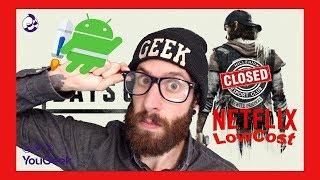 Days Gone est repoussé? Netflix LowCost - Hausse de Prix Android - Fin du club Esport Millenium