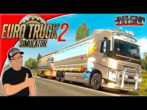 Euro Truck Simulator 2 BDF Tandem Truck Pack Mod Review