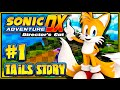 Sonic Adventure DX PC - (1080p) Part 1 - Tails' Story