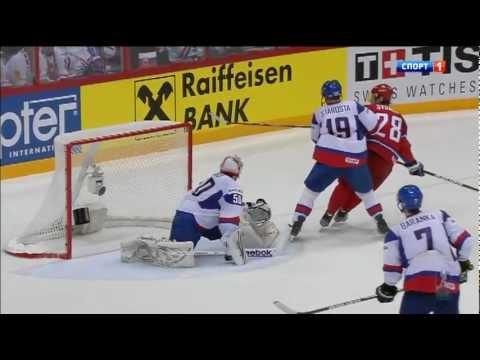 Лучшие голы █ Россия на ЧМ 2012 █ Best Goals Russia IIHF WC Final финал