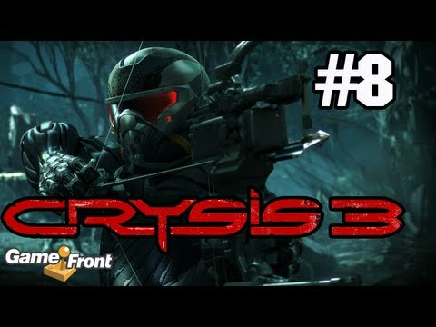 Crysis 3 - Safeties Off (2) - Part 8 (XBOX 360/PS3/PC Walkthrough)