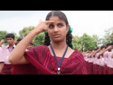 National Anthem Performed By Hearing And Speech Imparied Students Of Rdt. video