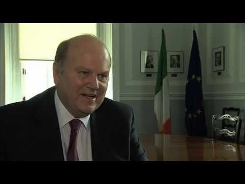 Interview: Finance Minister Michael Noonan