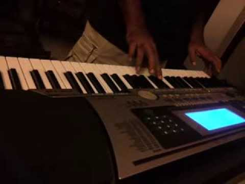 Tumhi Mere Mandir Tumhi Meri Pooja By Niraj Gupta On Piano Keyboard video