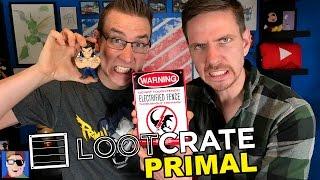 Loot Crate Unboxing | PRIMAL