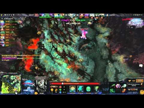 Moscow5 vs aSpera Game 2  Trilogy Tour  DotaCapitalist