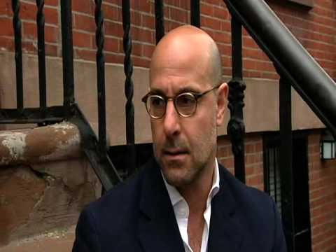 Talk Stoop featuring Stanley Tucci - As Seen on New York NonStop