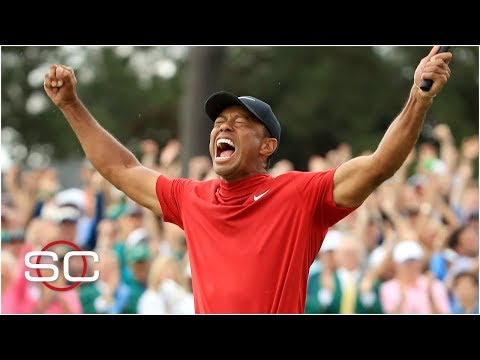 Tiger Woods wins The 2019 Masters | SportsCenter