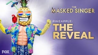 The Pineapple Is Revealed   Season 1 Ep. 2   THE MASKED SINGER