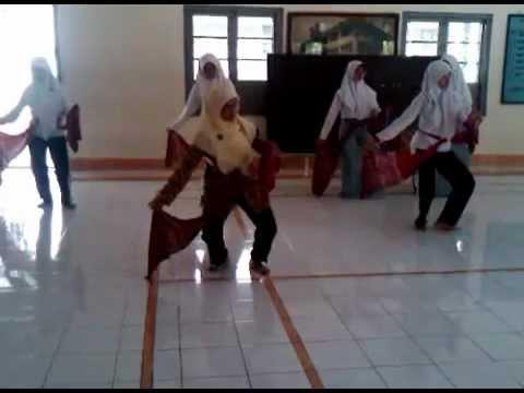 Tari Golek Kenyo Tinembe video