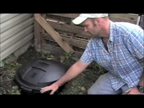 Dog Waste Compost Youtube