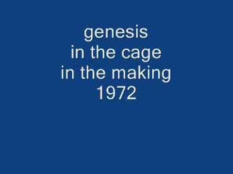 genesis- in the cage