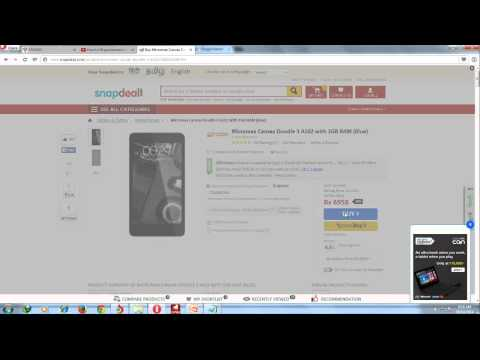 How to shop/buy on snapdeal online