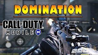 EINE KLEINE ÜBERSICHT DER BETA + M4 STURMGEWEHR *DOMINATION* GAMEPLAY - Call of Duty Mobile