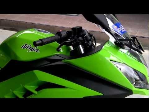 Kawasaki Ninja 250 FI 2013 (Green)