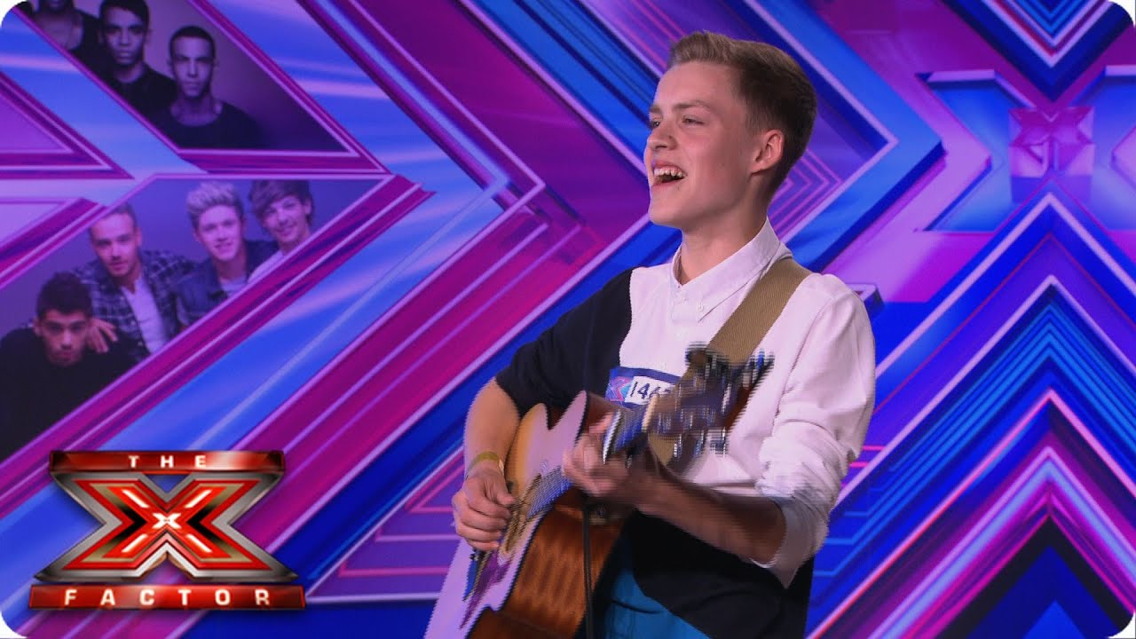 Reece Bibby Sings Disclosure S Latch Room Auditions