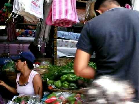 nicaragua   masaya old market 1 / el mercado viejo de masaya