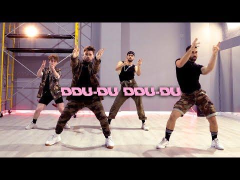 BLACKPINK DDU DU DDU DU DANCE  Boys  - Spain