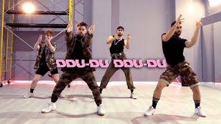 BLACKPINK 'DDU DU DDU DU' DANCE VIDEO (Boys Version - Spain)