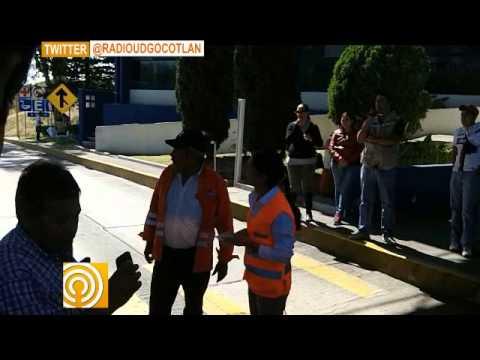 SEÑAL INFO / Maestros liberan casetas de Ocotlán en manifestación