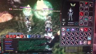 Guard of black marketer  Knight online 2015 bug