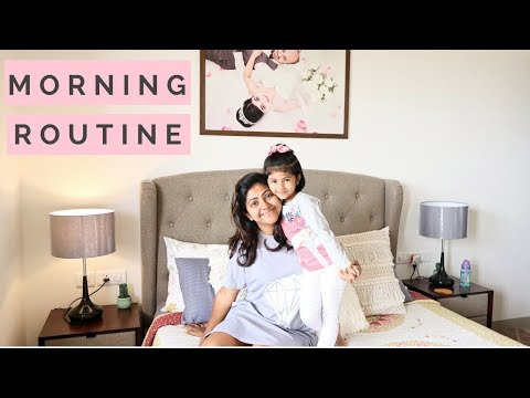 MORNING ROUTINE OF A MOM 2018 | INDIA