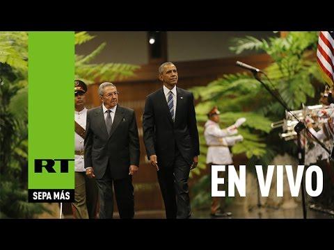 EN DIRECTO: Declaración conjunta de Barack Obama y Raúl Castro