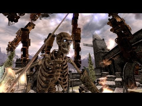 Winter is Coming - Top 5 Skyrim Mods of the Week