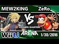 PAX - MVG CoG | Mew2King (Cloud) Vs. TSM | Zero (Diddy, Sheik) SSB4 WQ - Smash Wii U - Smash 4 thumbnail