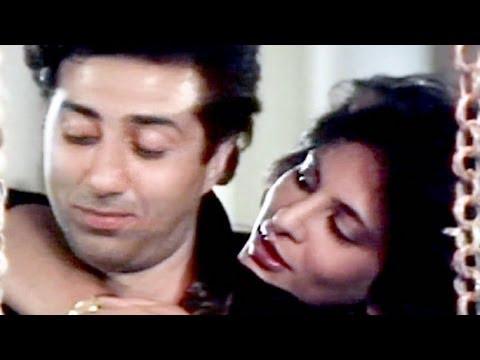 Sunny Deol, Prem Chopra, Archana Puransingh, Aag Ka Gola - Scene 2 11 video