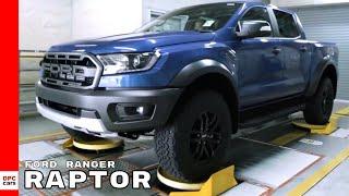2019 Ford Ranger Raptor Truck