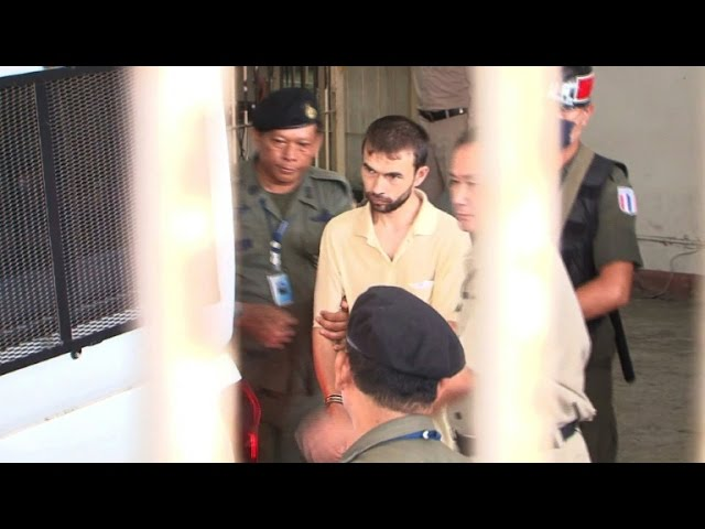 Thailand bombing suspect appears in court