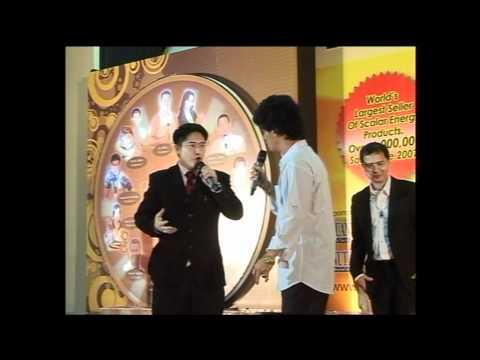 FE Quantum Shield demos on Popular TV Comedy Artiste Phua Chu Kang!