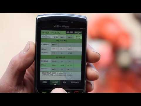 BlackBerry Herrle's Market Video