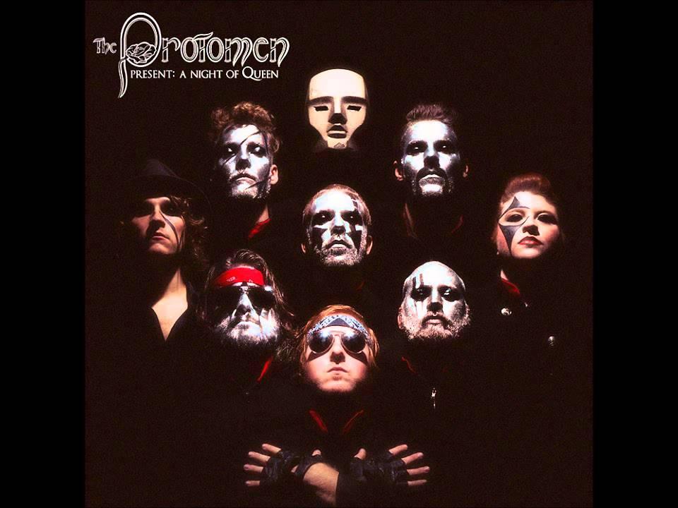 Queen Album Covers The Protomen-Killer Queen