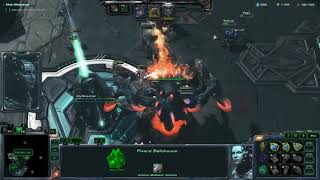 StarCraft 2 Co-op: Tychus Level 10