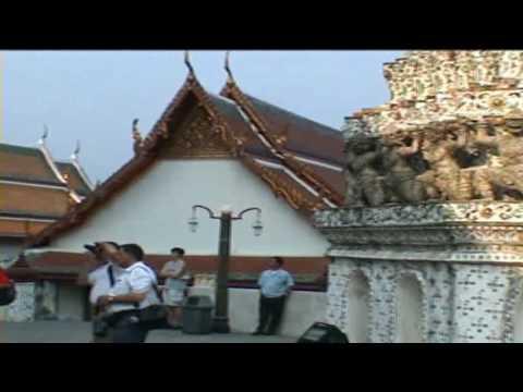 Bangkok le temple de l'Aube.mpg