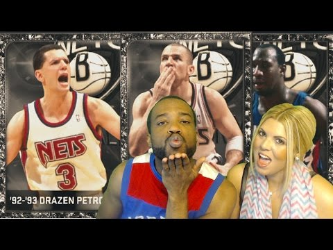 THROWBACK JASON KIDD! OMG! NBA 2k15 MyTeam Throwback Onyx Pack Opening! Funny