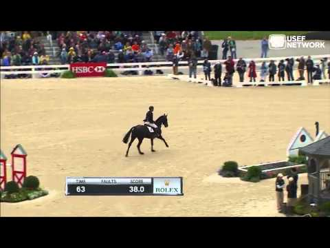 Andrew Nicholson & Quimbo - Rolex 2013 Jumping